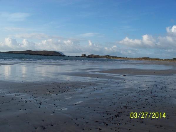 Ballinskellibs beach